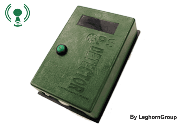 sigillo elettronico gps detector