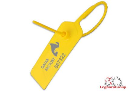 sigillo in plastica per estintori twiggyseal 190 mm