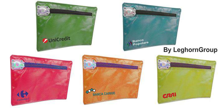 borse porta valori madrid colori personalizzazioni