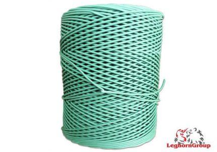 filo metallico plastificato