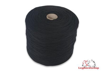cordino elastico per mascherine nero