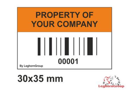 etichette adesive personalizzate codice barre