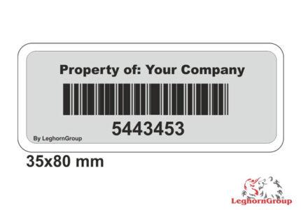 etichette con codice a barre